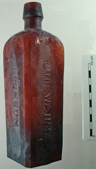 C.H. Swains bottle from 11CH341