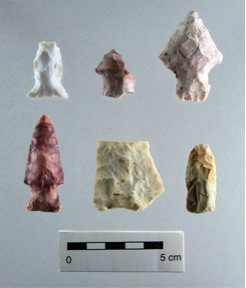 FA322/US51 lithics