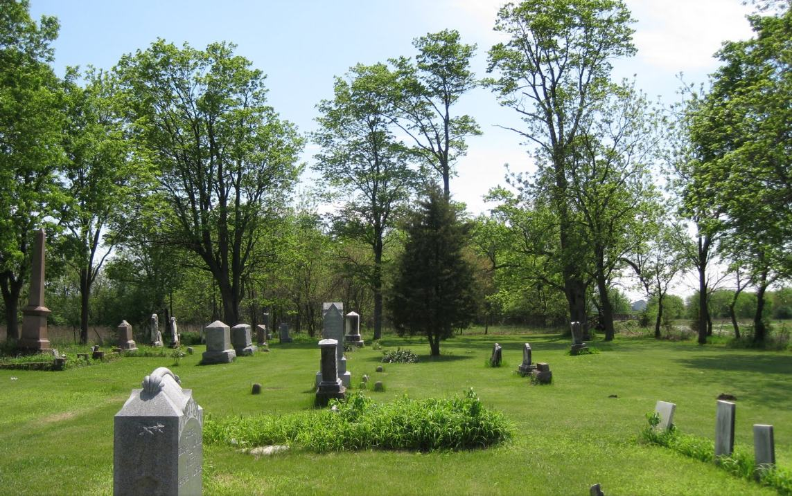 Jacob Keck Memorial Cemetery