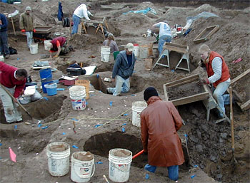 Excavations at 11MC71