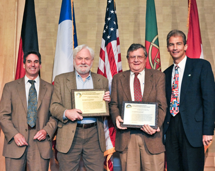 FHWA Award to IDOT/ISAS for Excellence in Cultural and Historical Resources