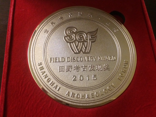 SAF Field Discovery Award front
