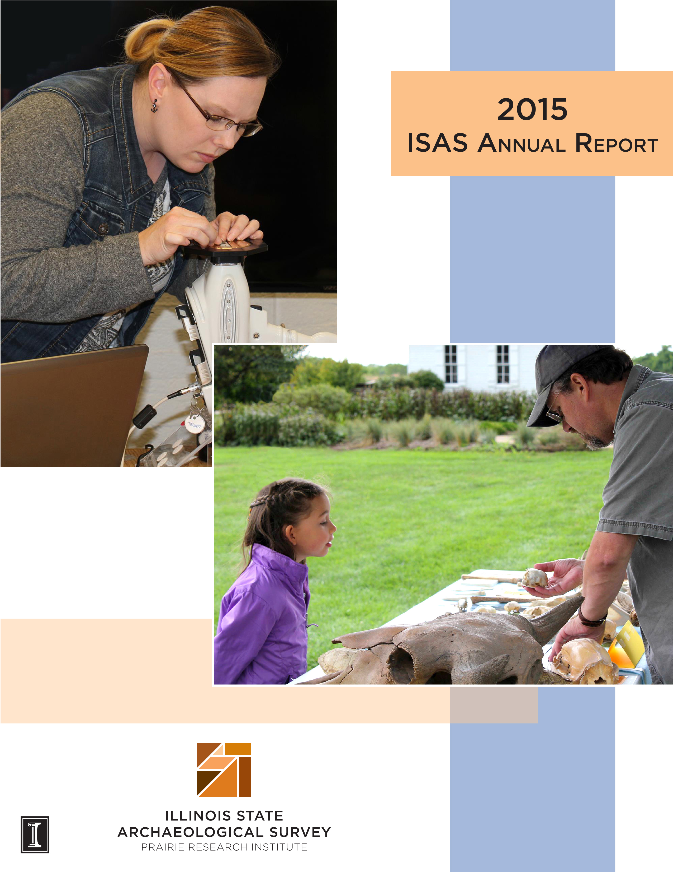 2015 ISAS Annual Report