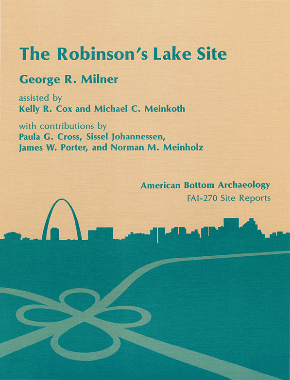 FAI-270 Vol. 10 Robinson's Lake Site