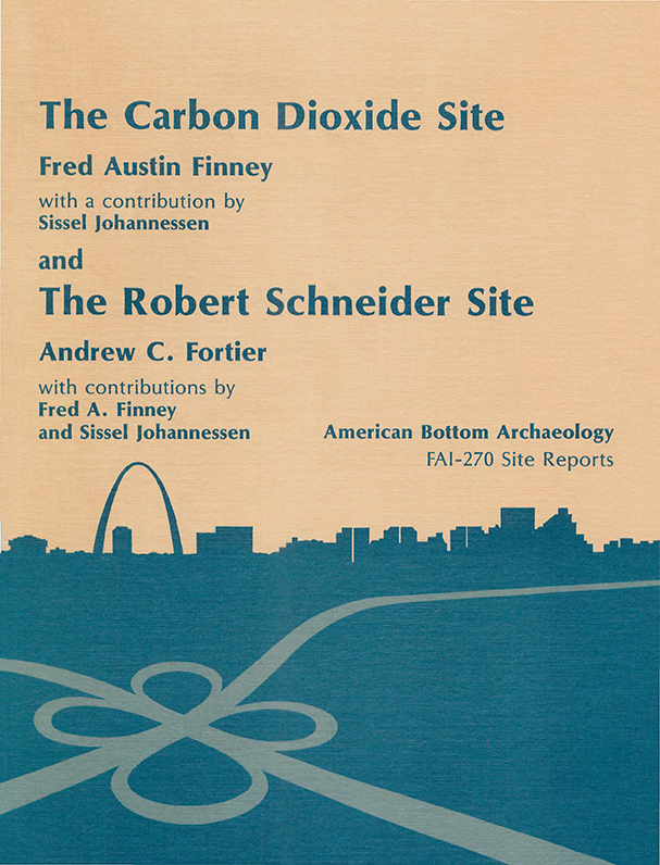 FAI-270 Vol. 11 Carbon Dioxide and Robert Schneider Sites