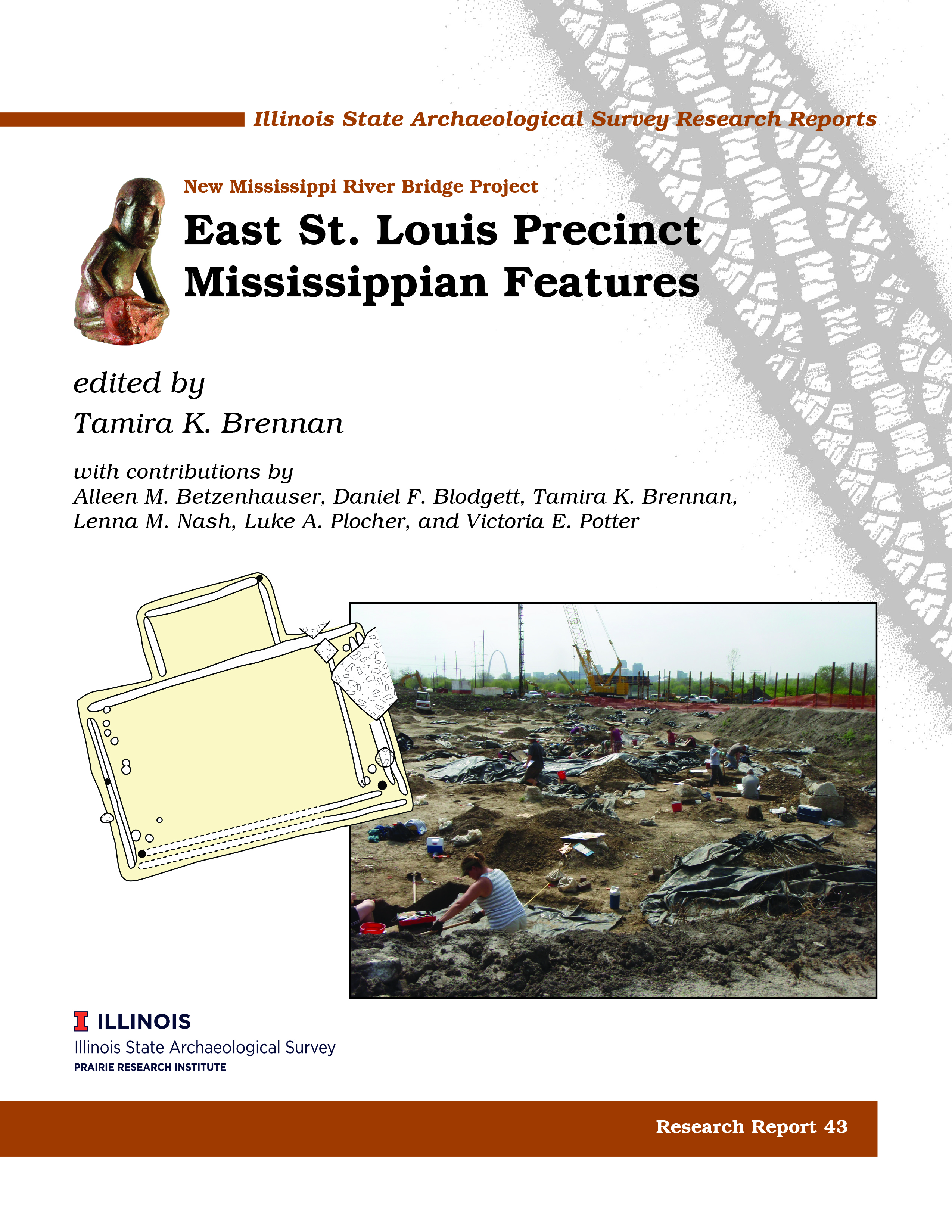 RR 43: ESTL Precinct Mississippian Features