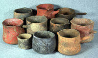 Mississippian beakers
