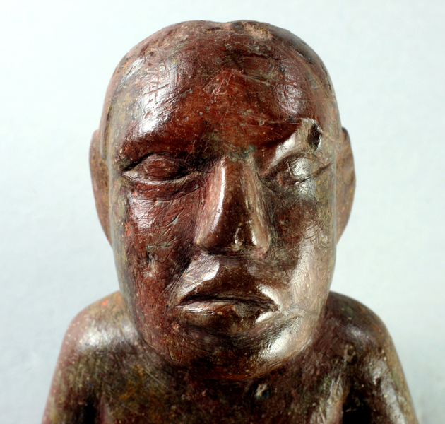 Exchange Avenue figurine survives to tell us about Cahokia