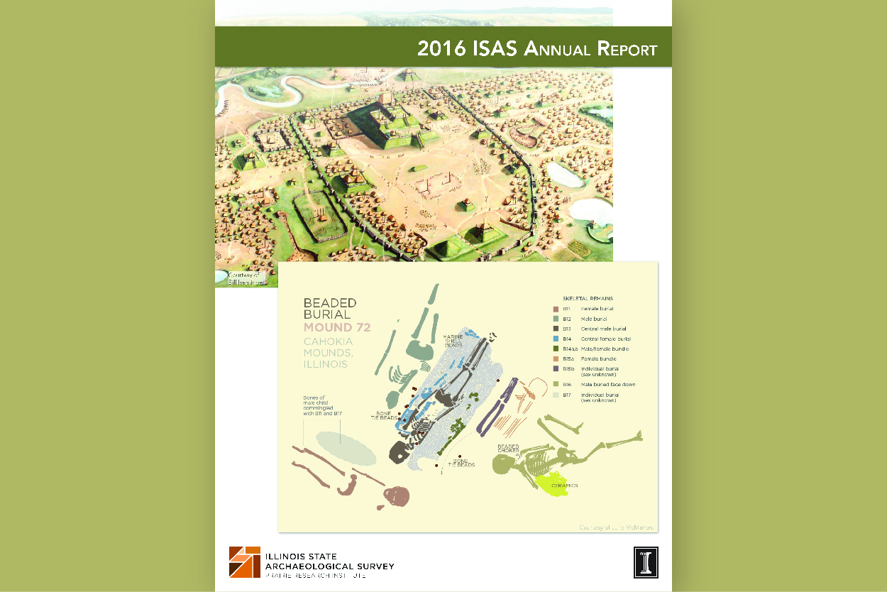The ISAS 2016 Annual Report is now available!