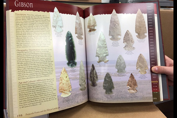 Projectile Points and the Illinois Landscape: People, Time, and Place is available for purchase!