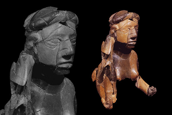 Ancient American goddesses on display