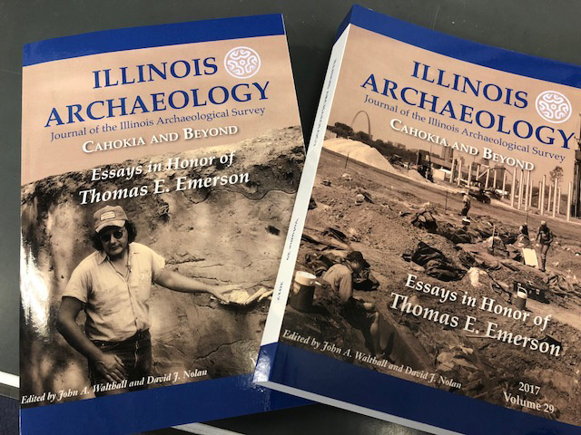 IAS publishes journals in honor of Dr. Thomas Emerson