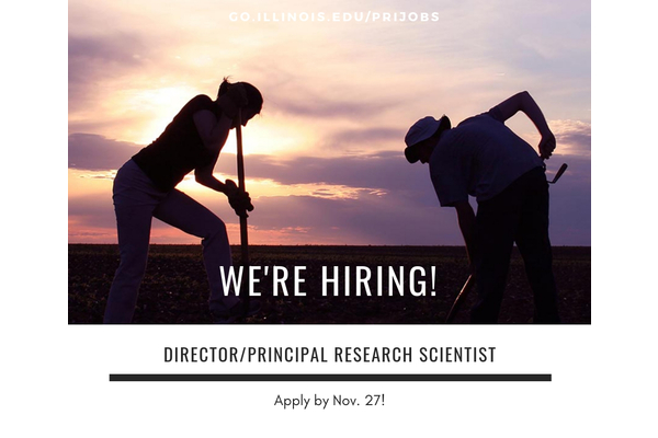 Director/Principal Research Scientist Position